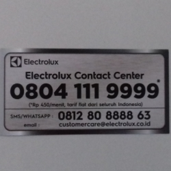 large Service center Electrolux
